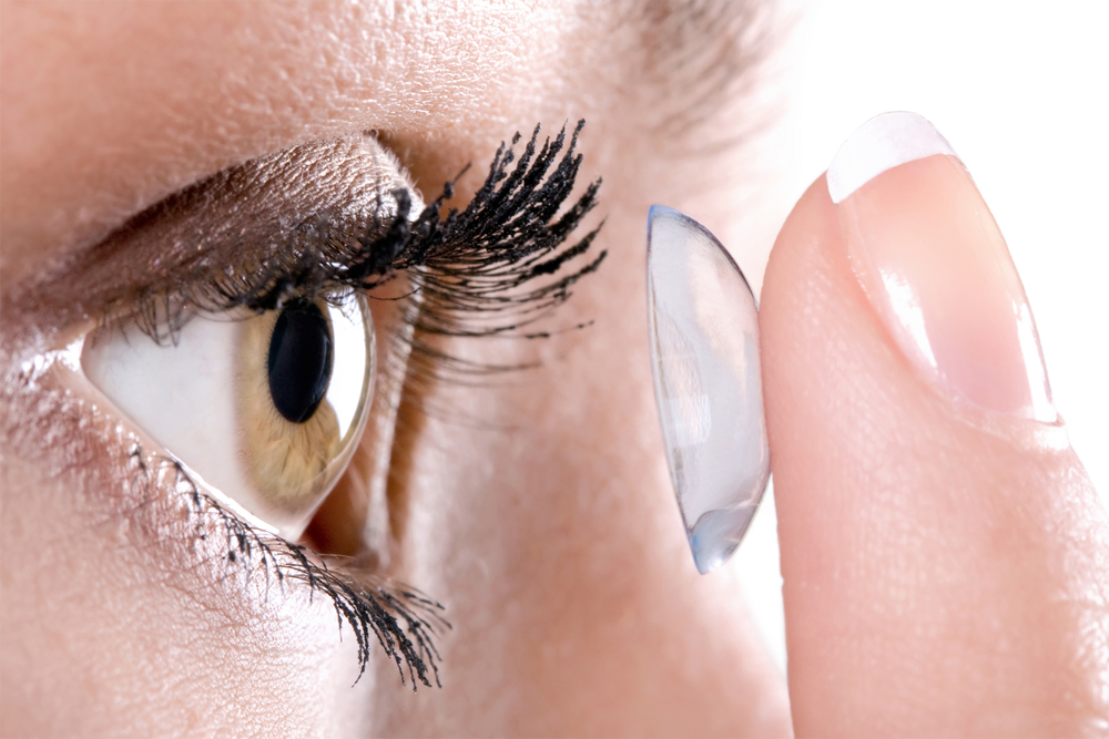 Contact lens examination in Stoke Newington
